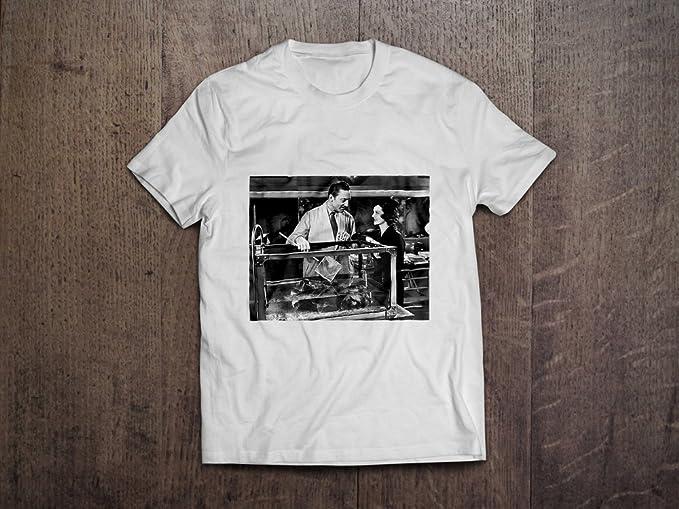 Camiseta de warrren Williams trabajo en una pecera: Amazon.es: Ropa y accesorios