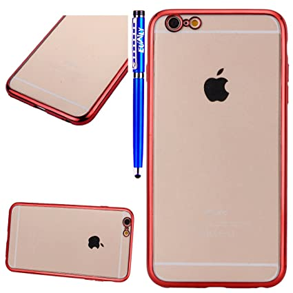 5.5 EUWLY Cover iPhone 6 Plus Silicone
