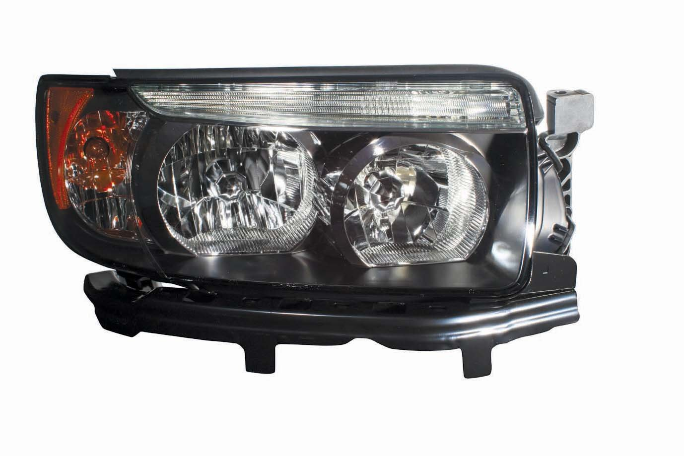 Depo 320 1119l As7 Subaru Forester Driver Side Head Lamp 2008 Fuse Box Assembly With Sport Package Automotive