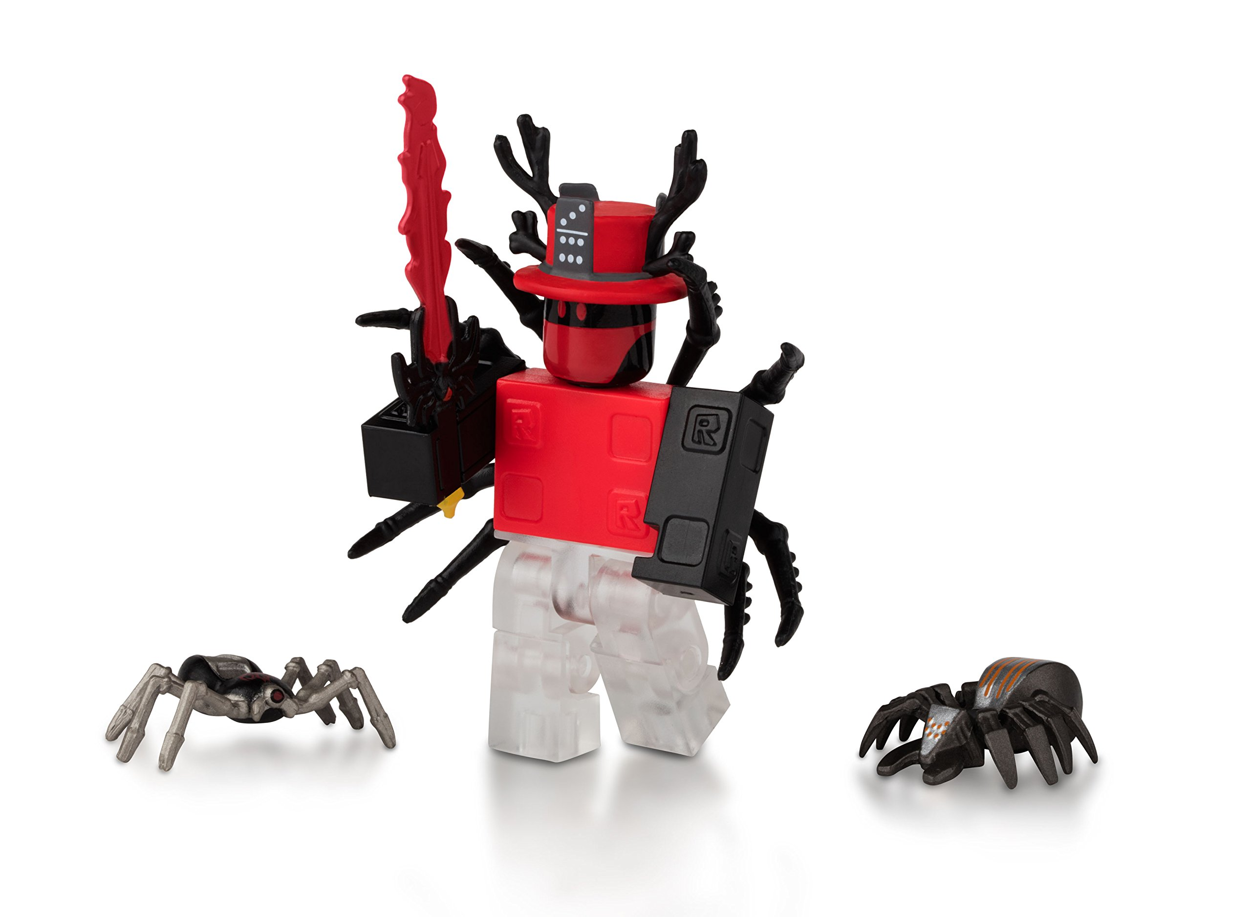ROBLOX HomingBeacon: The Whispering Dread Figure with Exclusive Virtual Item Game Code