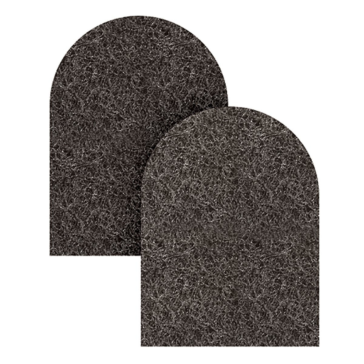 Oggi Replacement Charcoal Filters for Compost Pails # 7319, Set of 2 7323