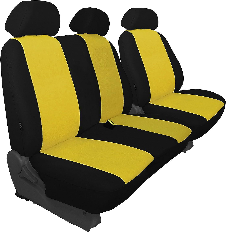 Sitzbezug Für Bus Transporter Fahrersitz 2er Beifahrersitzbank In Velours Auto