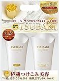 TSUBAKI ダメージケア シャンプー&コンディショナー ジャンボペアセット (500ml+500ml)