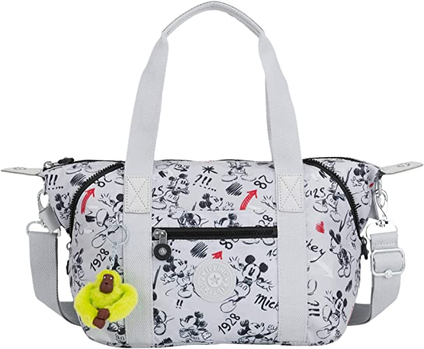 Kipling Disney's 90 Years of Mickey Mouse Art Mini Handbag
