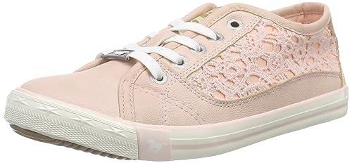 Mustang 5803306, zapatillas bajas niña: Amazon.es: Zapatos y complementos