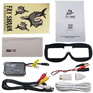 best fpv goggle kit for RC car