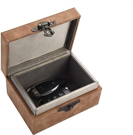 Monojoy Keyless Go Schutz Autoschlüssel Faraday Box Für Elektronik