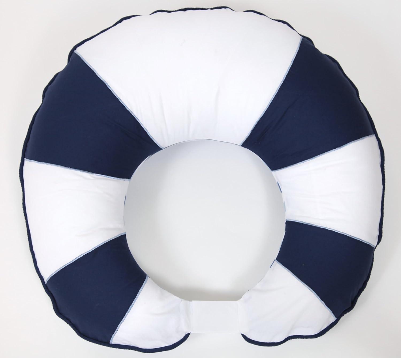 【オープニング 大放出セール】 Little Bacati Sailor Nursing B004GIQB28 Pillow Pillow by Bacati B004GIQB28, Hamee(ハミィ):db033a4b --- a0267596.xsph.ru