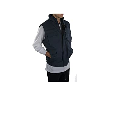 Oscar Multi-Function ALL COLORS Fishing Hunting Zipper Vest All Men Sizes