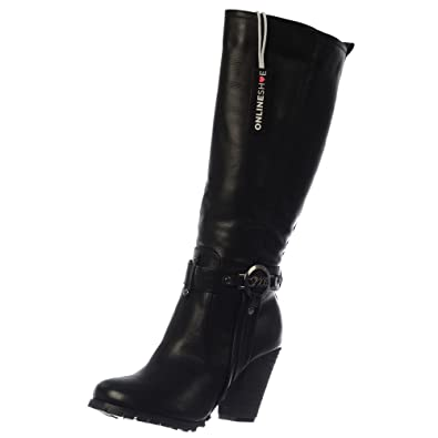 Sky Walker DF Damen Biker Stiefel  Amazon  Handtaschen  Schuhe & Handtaschen  03892b