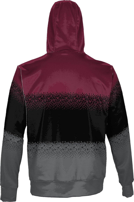 School Spirit Sweatshirt ProSphere Southern Illinois University Mens Pullover Hoodie Drip