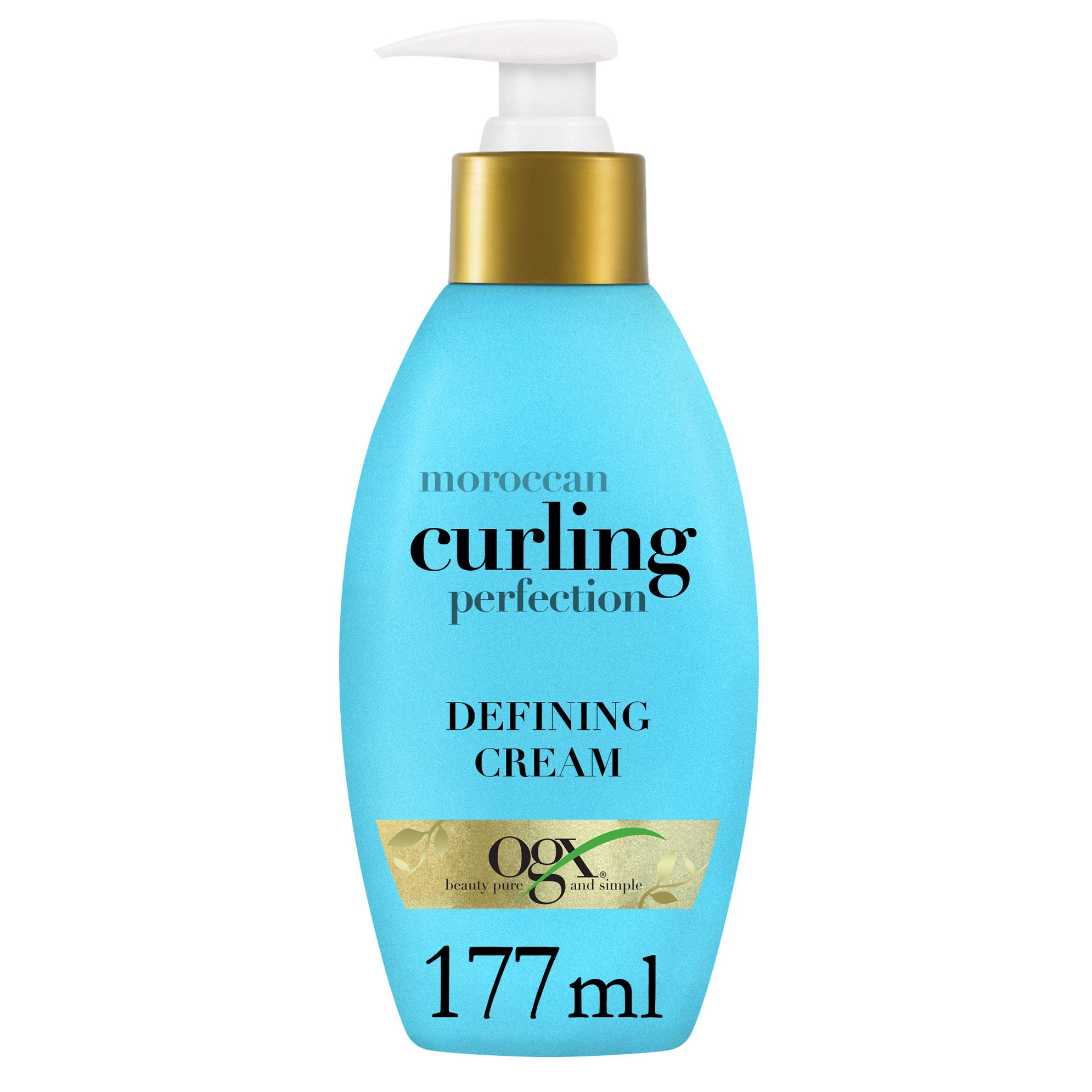 OGX Moroccan Curling Perfection Defining Cream, 177 ml