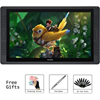 Huion kamvas gt-221 Pro 56,1 cm HD Pen Tablet Monitor Graphics Drawing Monitor de visualización con 8192 Pen Presión y 20 Teclas de Acceso Directo de 2 Bares Touch