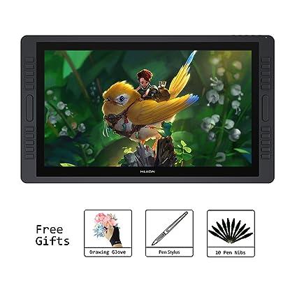 amazon com huion kamvas gt 221 pro 21 5 inch hd pen display tablet rh amazon com