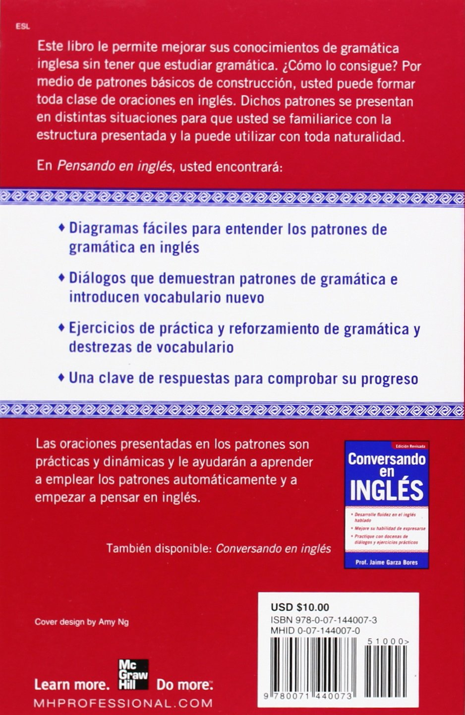 Pensando en ingles: Thinking in English: Amazon.es: Jaime Garza Bores: Libros en idiomas extranjeros