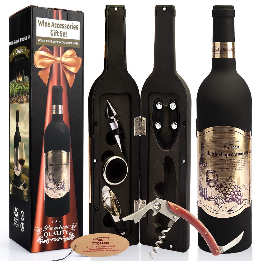Mejor valorados en Juegos de accesorios para vino ...