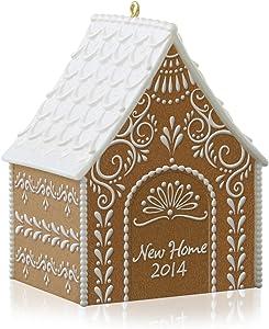 Hallmark Keepsake Ornament New Home 2014