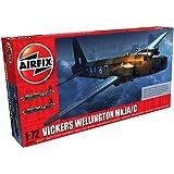 エアフィックス 1/72 イギリス空軍 ヴィッカース ウェリントン Mk.1C 爆撃機 プラモデル X8019
