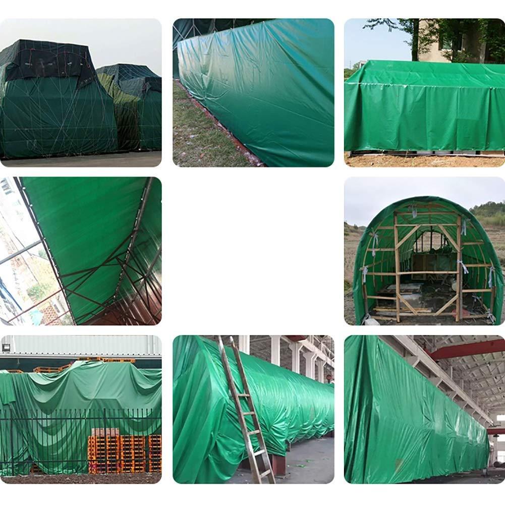 FERZA Home Außenzelt Wasserdichte Plane Hochleistungsperforierte Hochleistungsperforierte Hochleistungsperforierte Plane im Freien wasserdichtes Tuch (Farbe   A, Größe   3×5m) B07P54L1NZ Zelte Verpackungsvielfalt 4b0223
