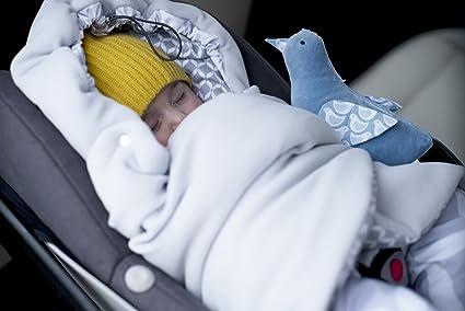 Bebé de invierno einschlagdecke para portabebés, Auto asiento, maxi ...