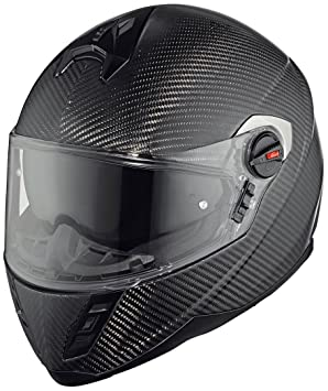 Held MASUDA Carbon Casco Integral negro Talla:extra-large
