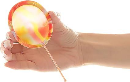 Lumma Unique - Copa Menstrual Flexible con Cordón de Silicona Médica - Copa Reutilizable - Sin Fugas - Cómoda Muy Suave - Unicorn, S