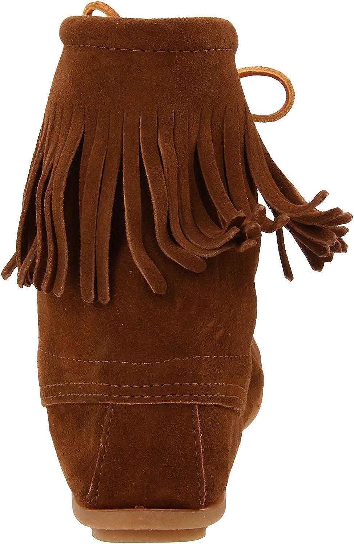 Minnetonka Womens Tramper Ankle Hi Boot