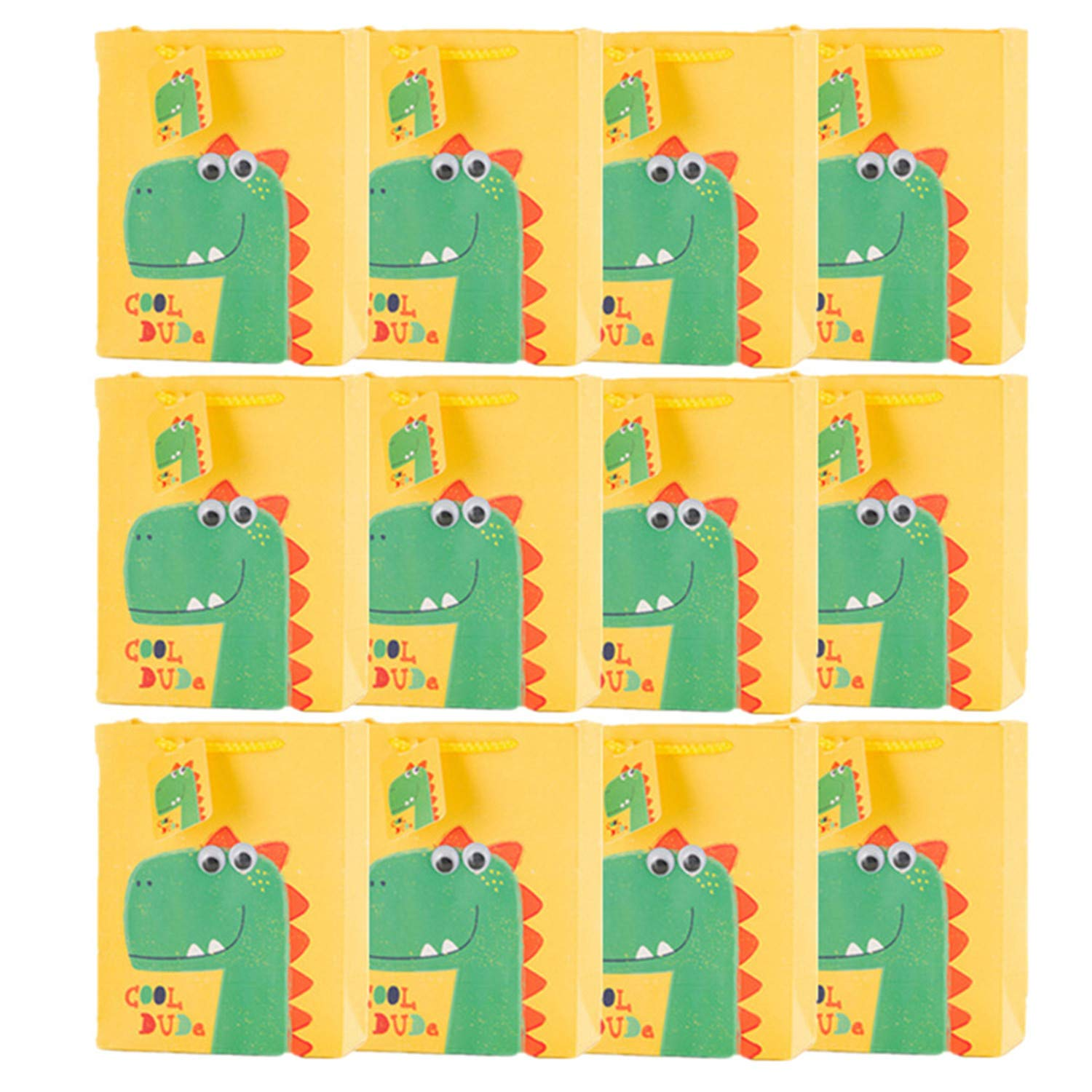 Amazon Dinosaur Party Favor Bags Treat Candy Birthday Christmas Gift For Boys Kids 12 Pack Toys Games