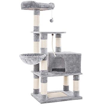 Amazon.com: SONGMICS - Torre de condo para árbol de gato con ...