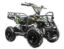 Rosso Motors Quad 4-Wheeler
