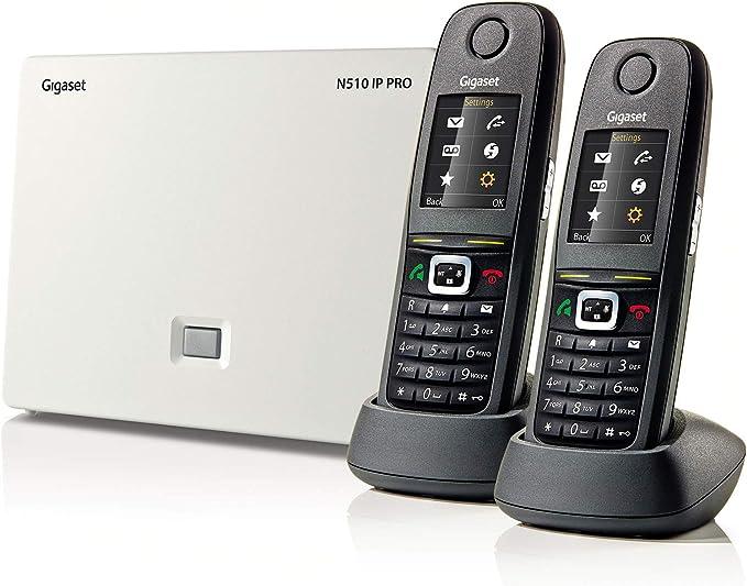 Gigaset N510 IP Pro & 2 x R650H Pro Outdoor Bundles: Amazon.es: Electrónica