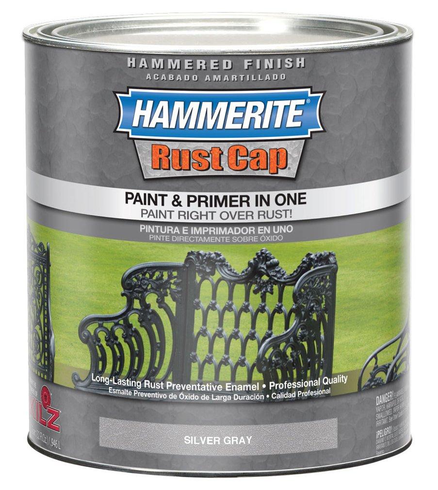 Masterchem Industries 43105 Hammered Paint, Gray