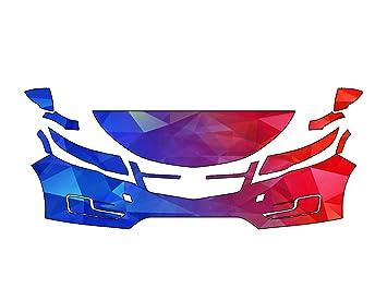 Chevrolet Volt 2011 - 2015 3 m Scotchgard troquelada Lámina Protección de pintura transparente sujetador Kit: Amazon.es: Coche y moto