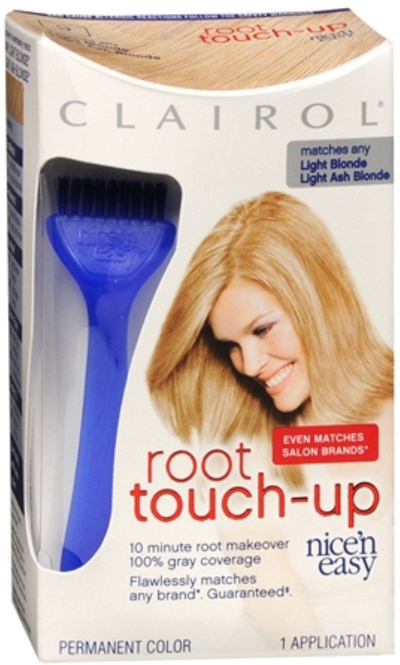 Nice 'n Easy Root Touch-Up 9 Light Blonde 1 Each (Pack of 6) by Clairol (Image #1)