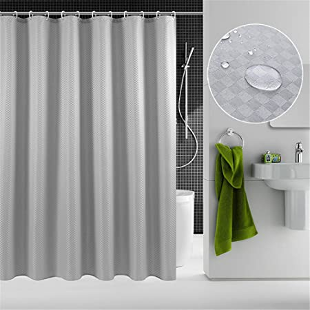 MIWANG Europäische hochwertige Vorhang, Badezimmer Dusche Bad Dusche ...