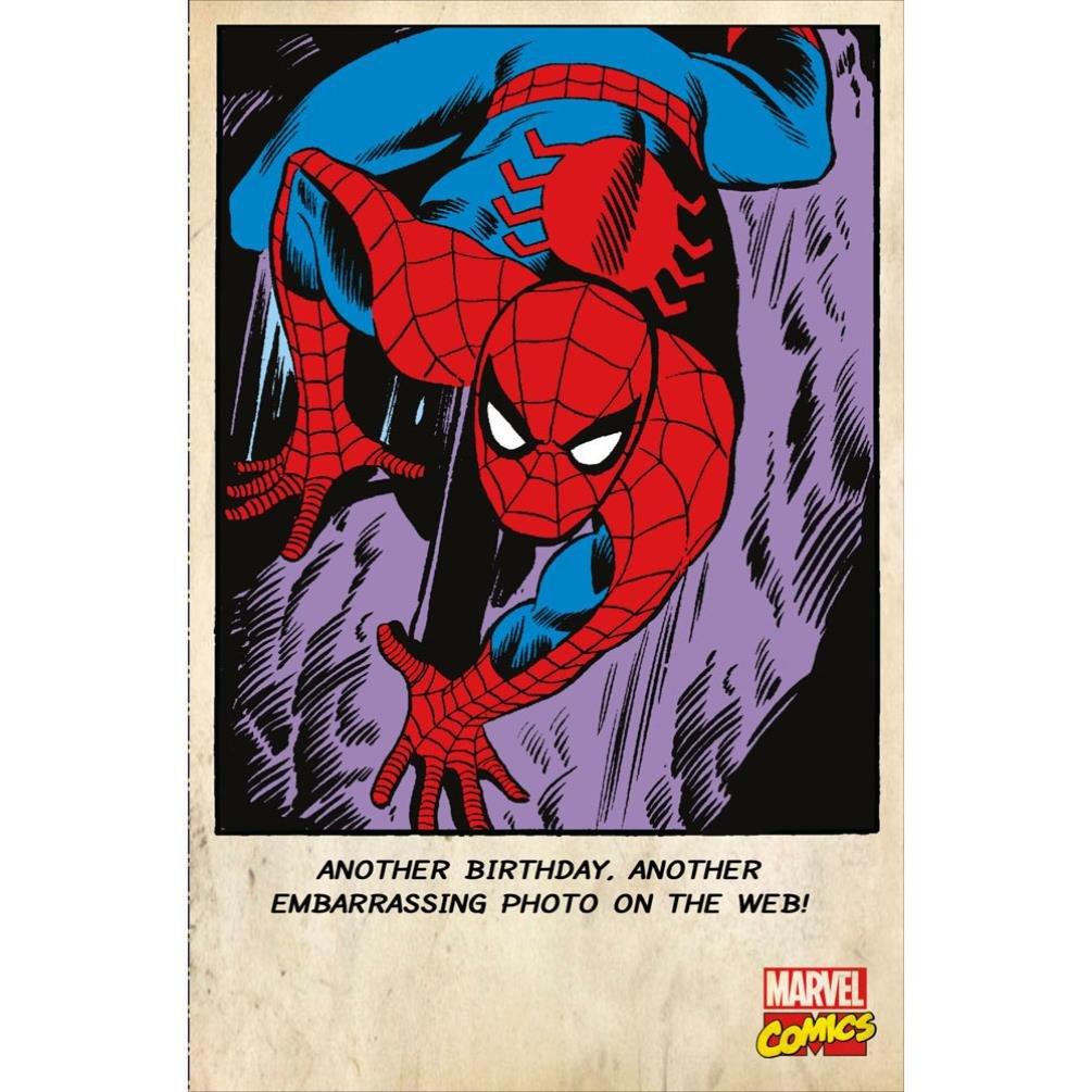 Spiderman otro cumpleaños otro embarazoso foto en la web ...