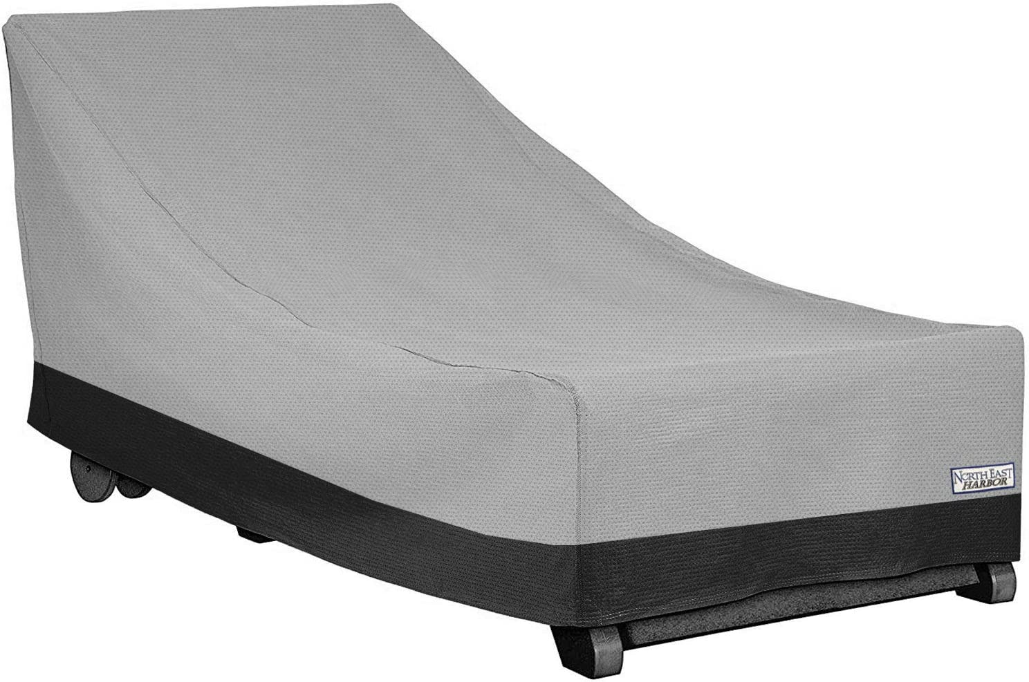 - Amazon.com : North East Harbor Outdoor Patio Chaise Lounge Chair Furniture  Cover - 74