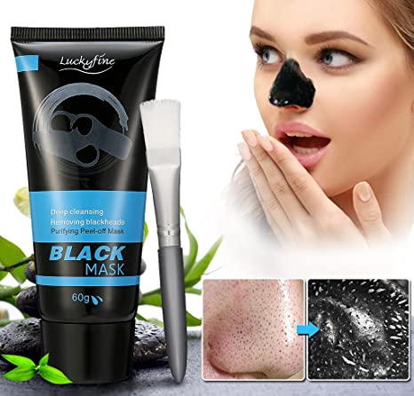 masque noir anti point noir