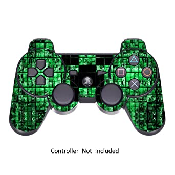 skins for ps3 playstation 3 controller decals sony play station 3 wireless controllers  modded stickers game