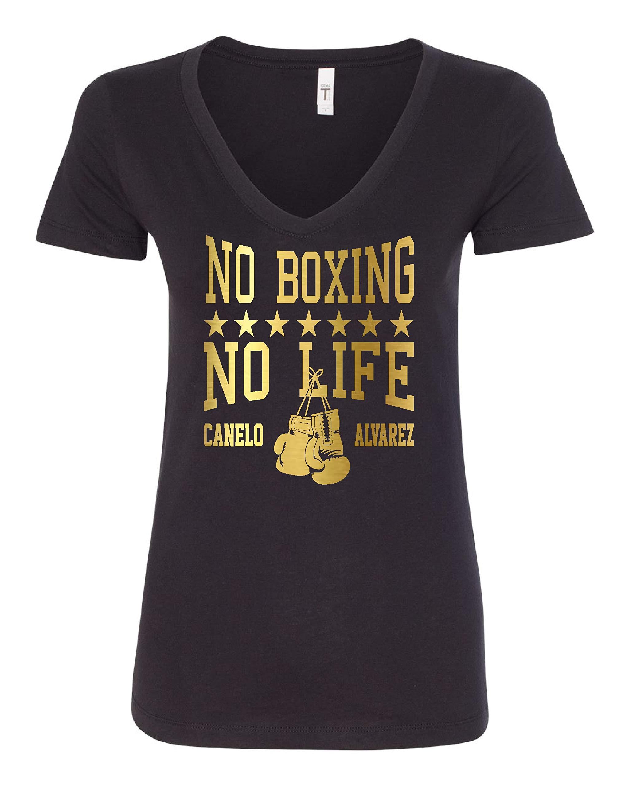 Canelo No Boxing No Life Shirts