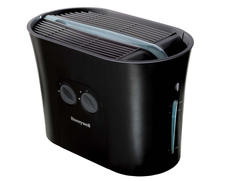 Honeywell HCM-750B Easy-to-Care Cool Moisture Humidifier, Black
