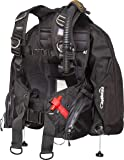 Zeagle Ranger BCD with Ripcord and Rear Weights Systems BC Scuba Dive Diver Diving Buoyancy Compensator