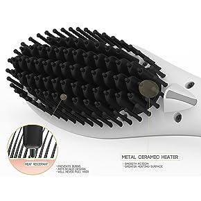 Magitect Hair Straightening Brush