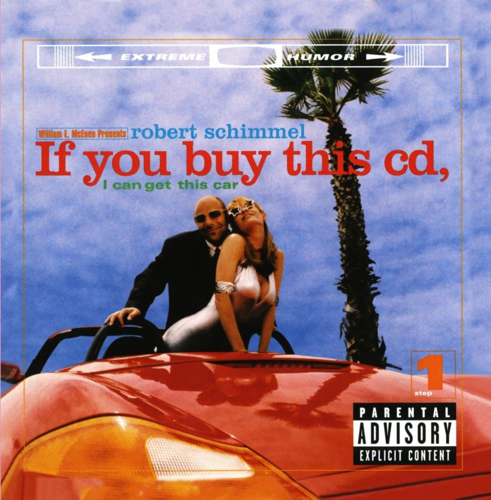 If You Buy This CD, I Can Get This Car
