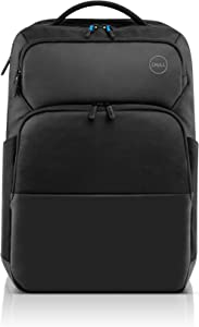 Choose Dell Pro Backpack 15 (PO1520P), Made with a More Earth-Friendly Solution-Dyeing Process Than Traditional Dyeing processes and Shock-Absorbing EVA Foam That Protects Your Laptop from Impact.