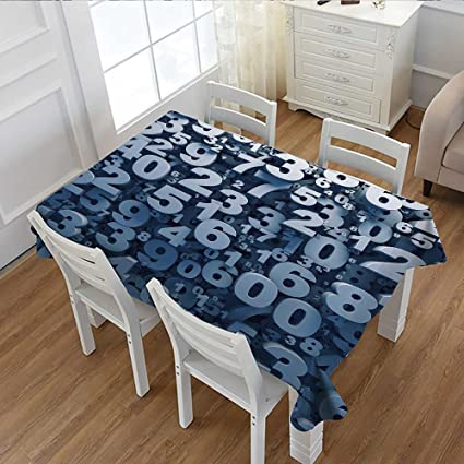 Amazoncom Mathematics Classroom Decor Dinner Picnic Table Cloth