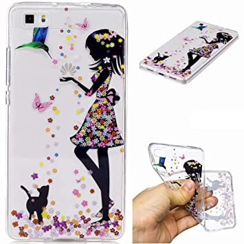 coque huawei p8 pour fille
