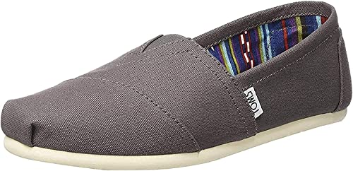 TOMS Men Alpargata Ash, Hombre: Toms: Amazon.es: Zapatos y complementos