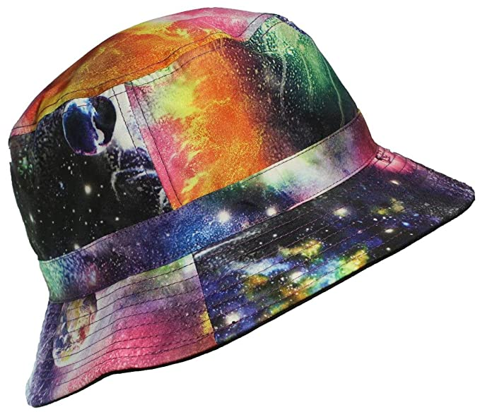 141202ae8c01ed Image Unavailable. Image not available for. Color: E-Flag Original Adult  Reversible Galaxy/Planets Lightweight Cotton ...