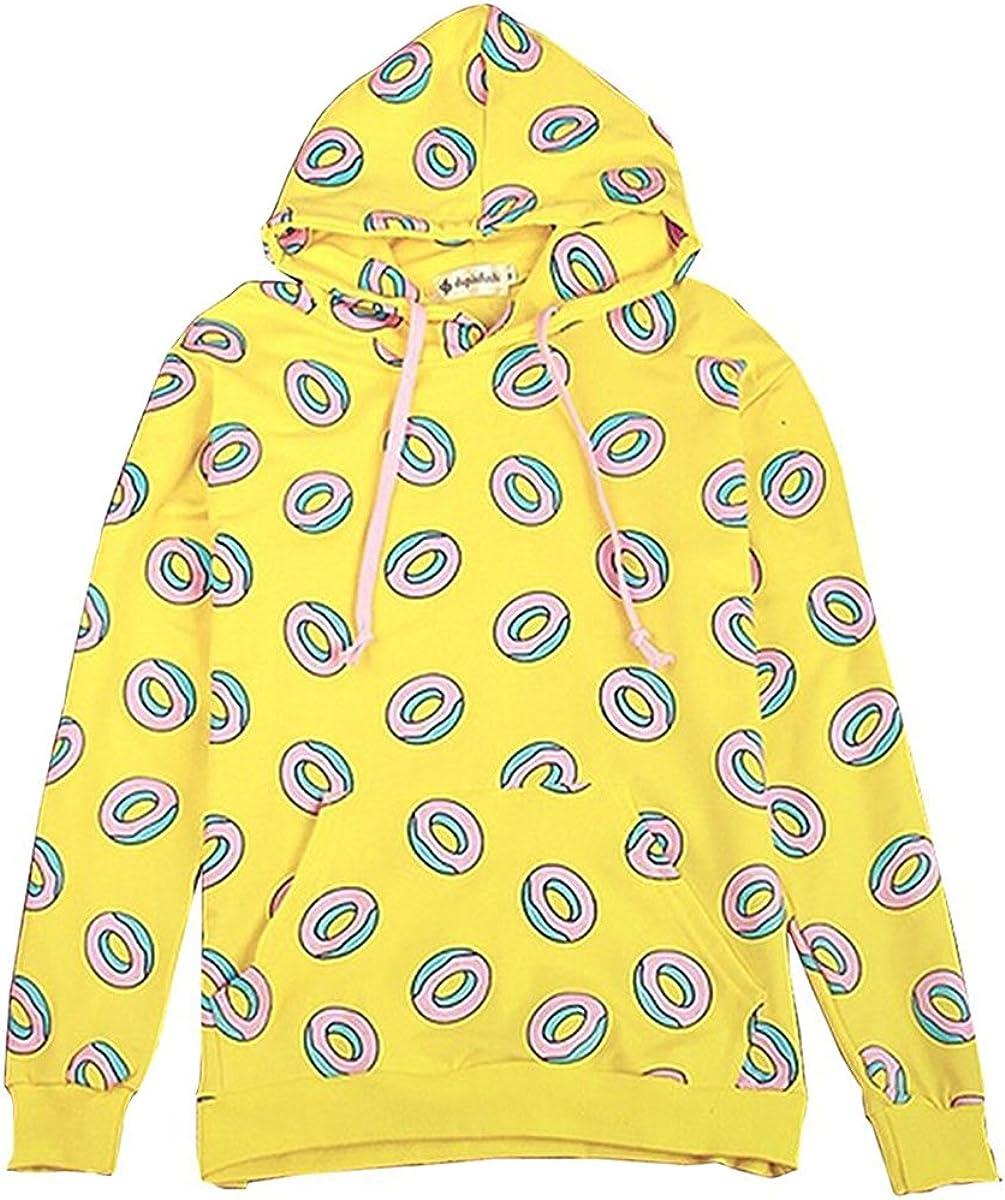 GOT7 Just Right The Same Style Mark Jackson Sweater Hoodie Doughnut Sweatershirt